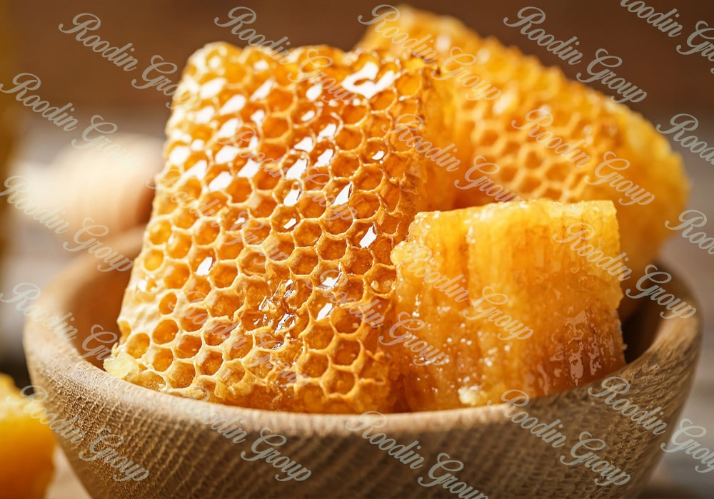 Honey wax benefits