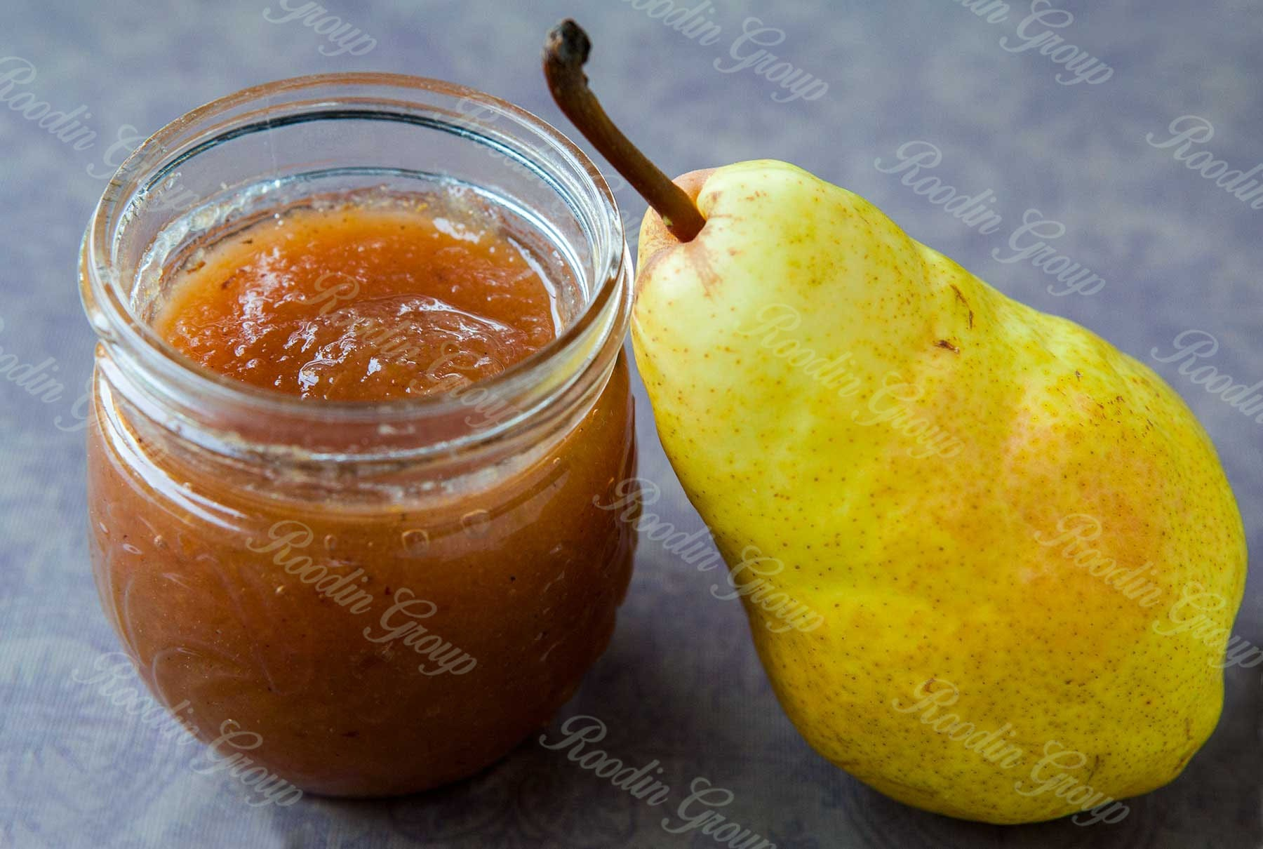 Pear Marmalade recipe