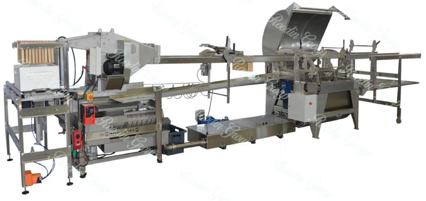 Honey Wax Separator Machine