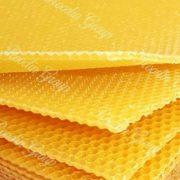 Honeycomb Beeswax Sheets