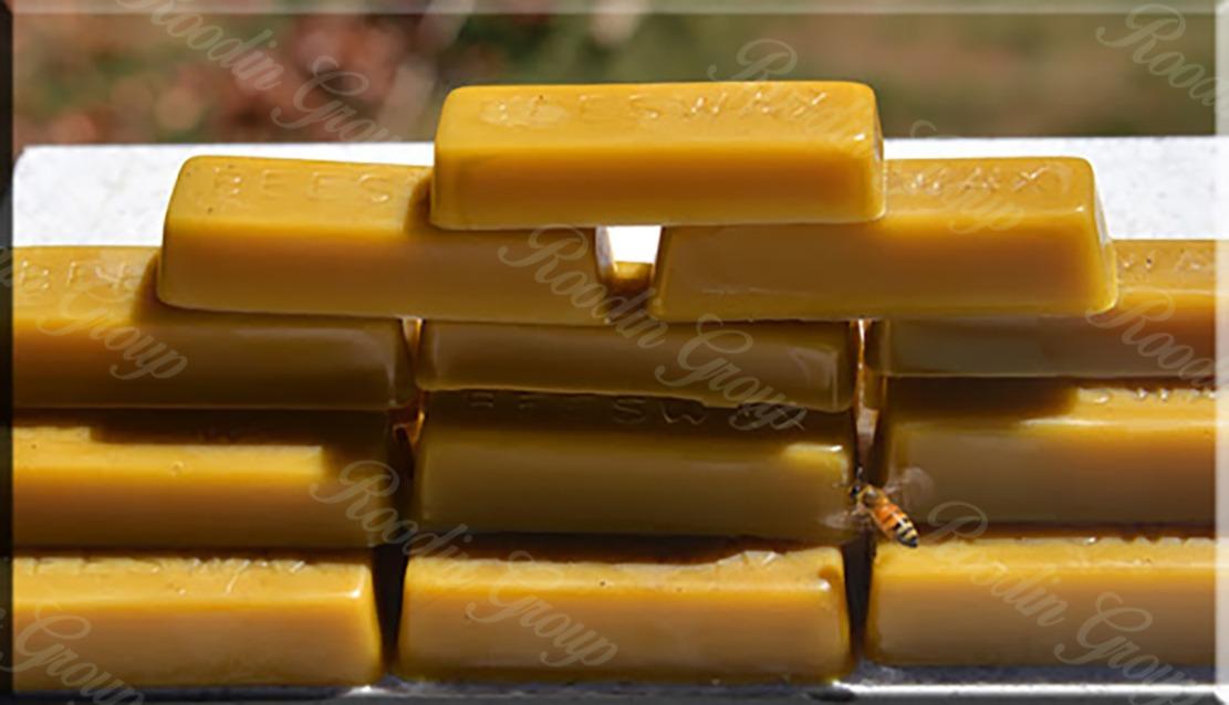 Raw Unrefined Organic Beeswax