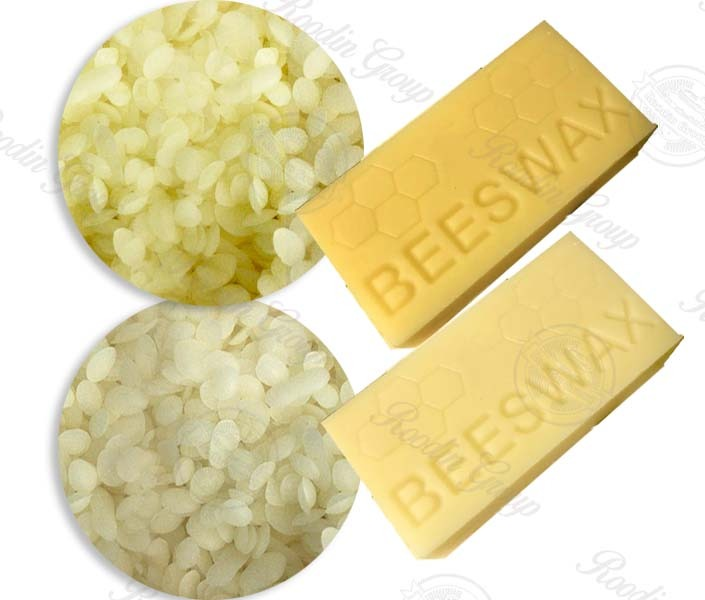 Beeswax pellets vs bar