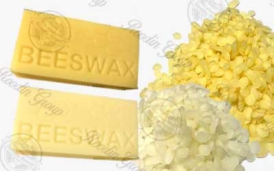 Refined Beeswax Pastilles For Sale